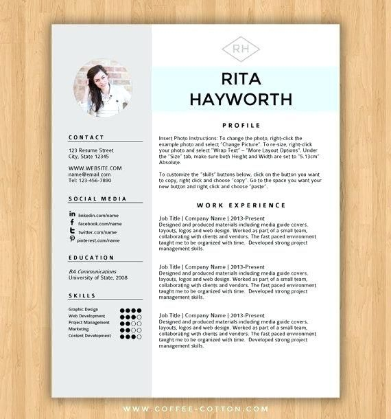 Word Document Cv Template Template Free Word Word Document Resume