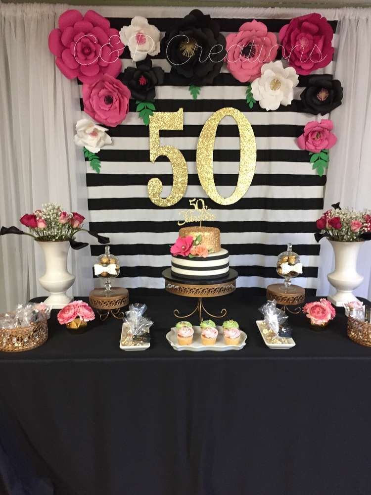 50th Birthday Party For Women Online