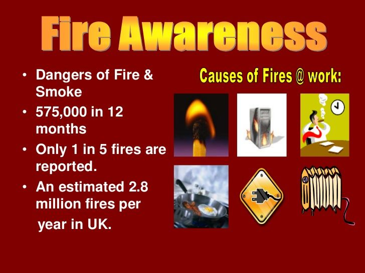 Know The Cause Of The Fire At A Workplace And Take Precaution To