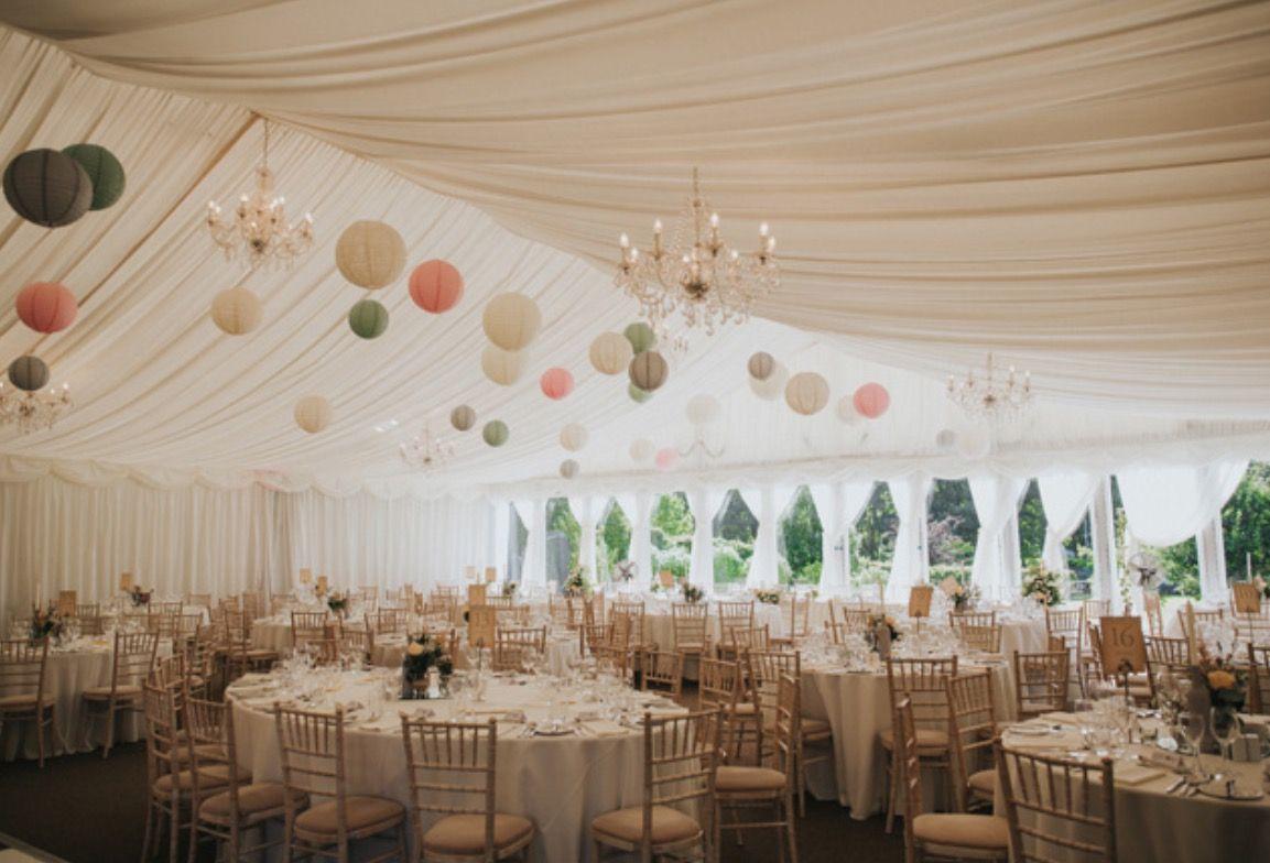 40 cream, soft pink, dove, sage green paper lanterns