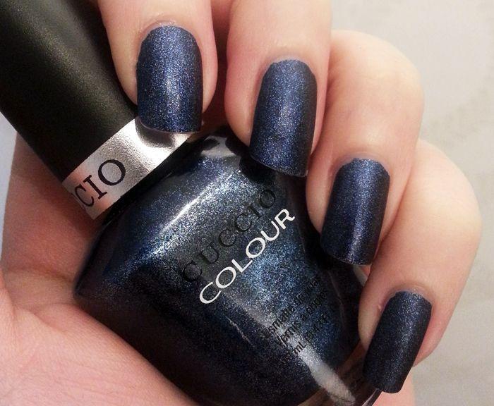 cuccio Lacquer Colour - Cobolt Cool
