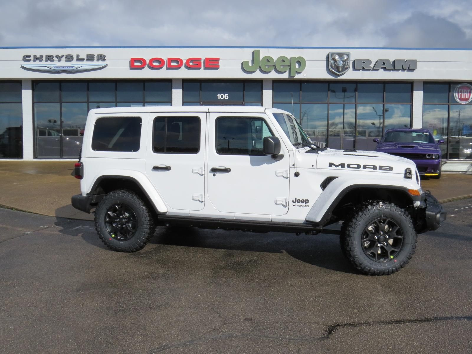 2019 Jeep Unlimited Jeep Wrangler Unlimited Rubicon Jeep Wrangler
