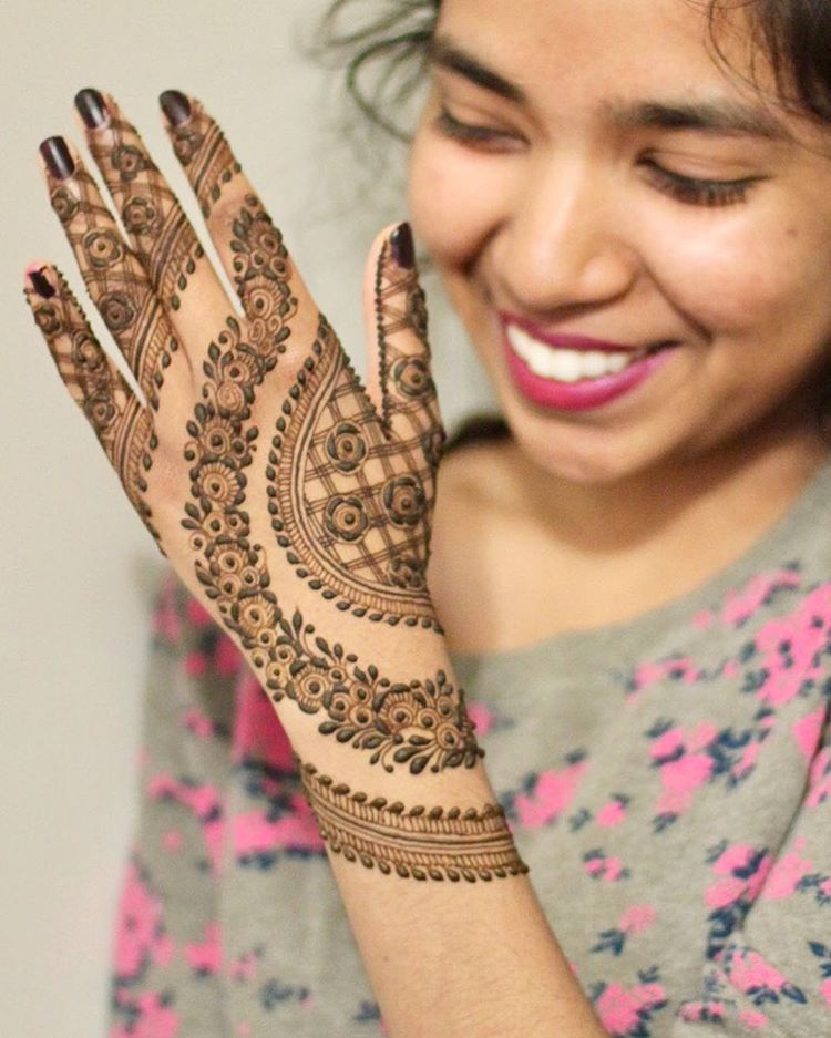 "Fall Henna Designs: You Ask ""What If I Fall?"" Oh But My Darling, What If You"