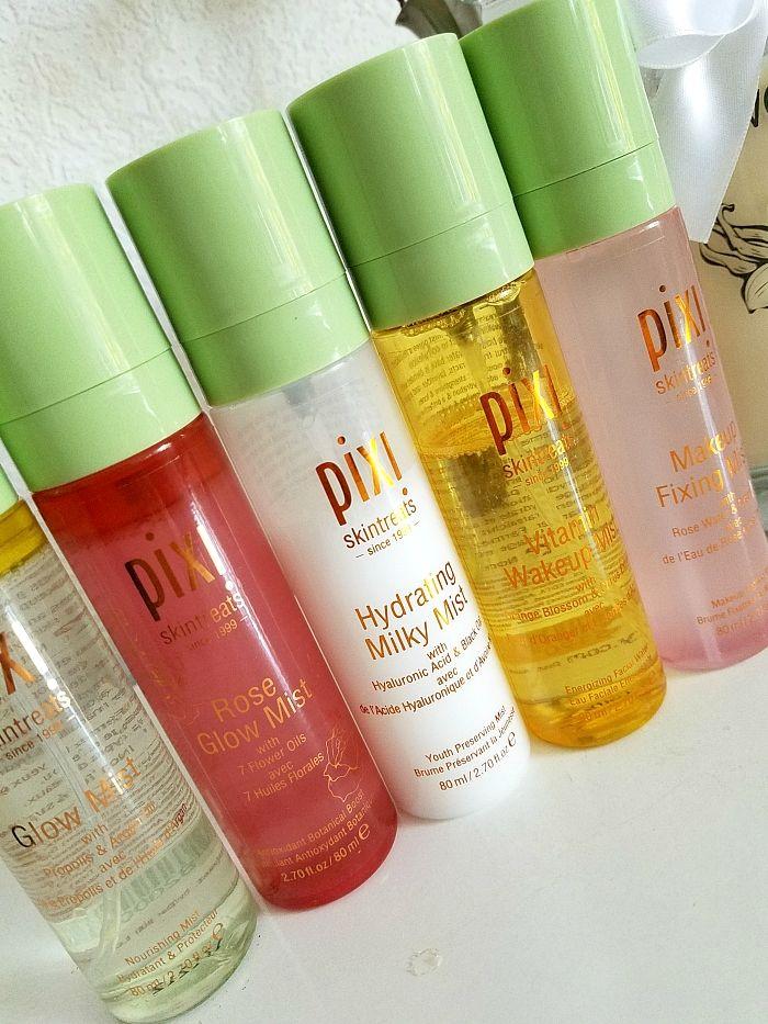 pixi Beauty Skintreats Face Mist Review Face mist