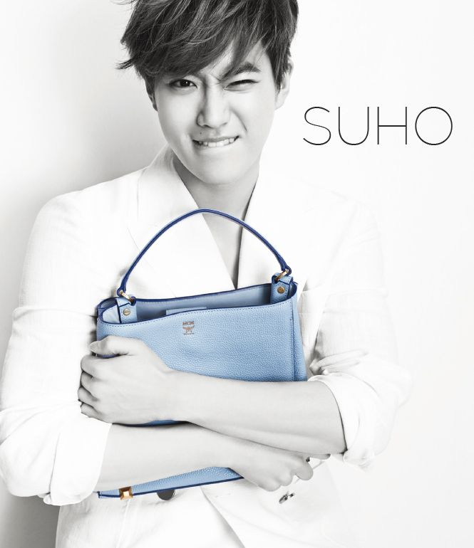 Suho for MCM