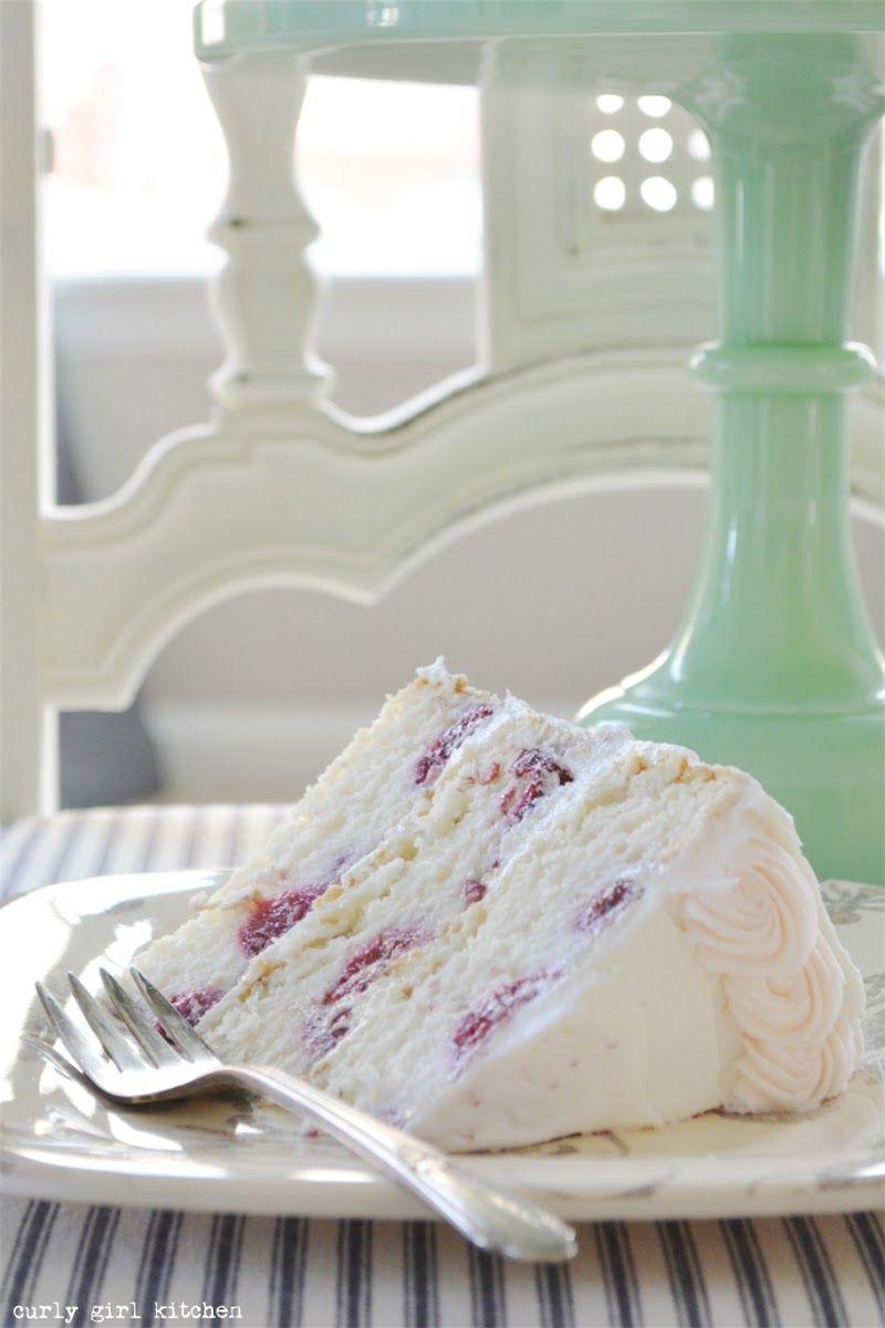 Her last day cake raspberry lemon cakes cake raspberry