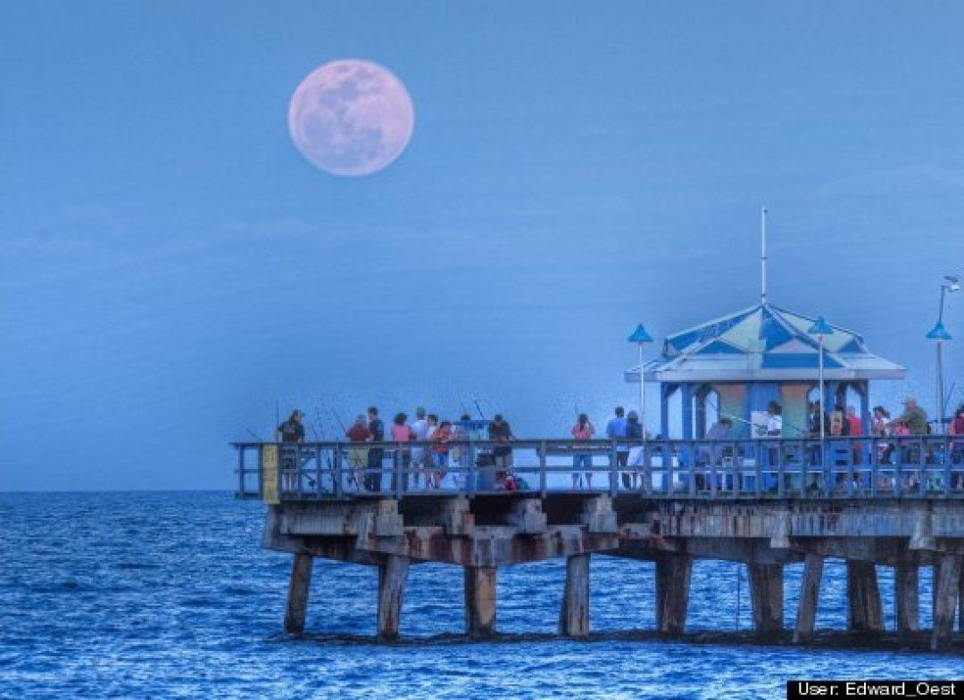 Wow Spectacular Supermoon Snapshots From Around The World