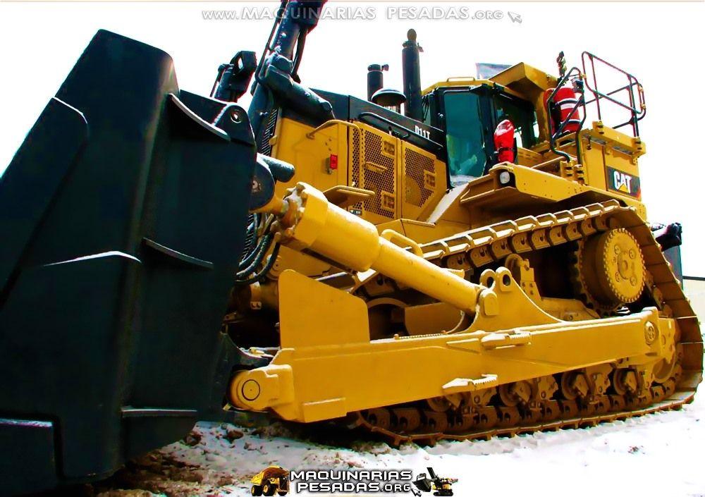 Tractor Oruga o de Cadenas Caterpillar D11T