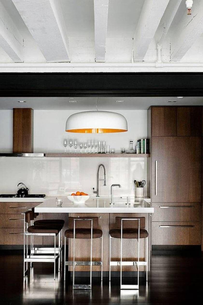 Masculine Japanese Kitchen Designs Modern Style | Interior ...