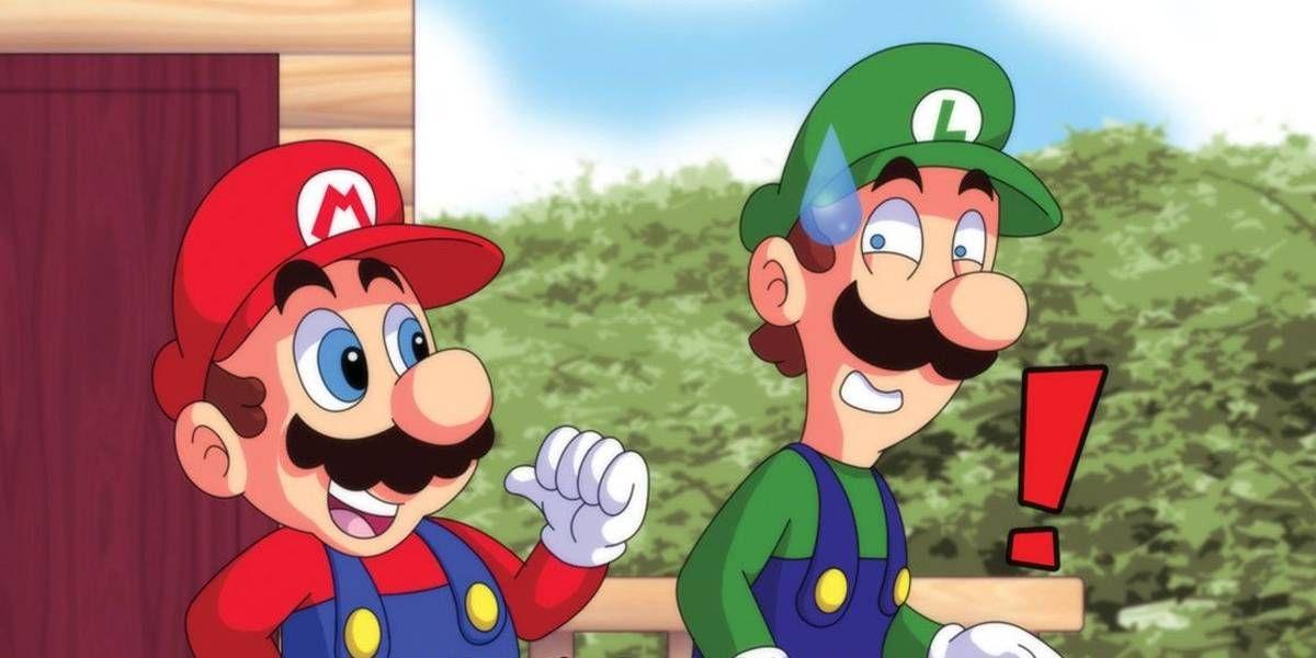 Pelicula Animada De Super Mario Bros Ya Tiene Ano De Estreno