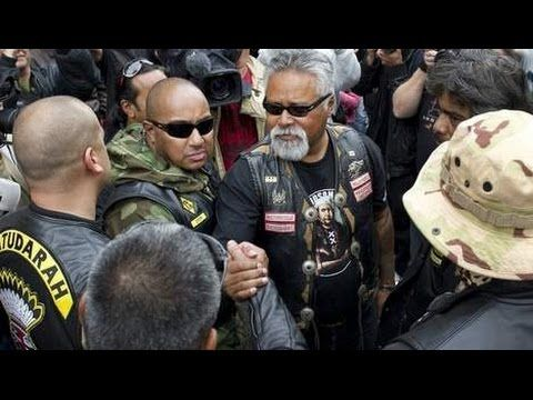 Hells Angels vs Satudarah
