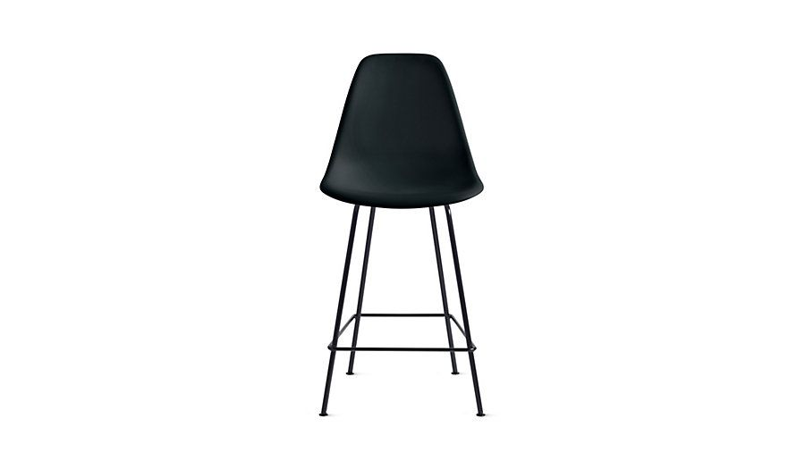 eames molded plastic counter stool dshcx stools bar stool and