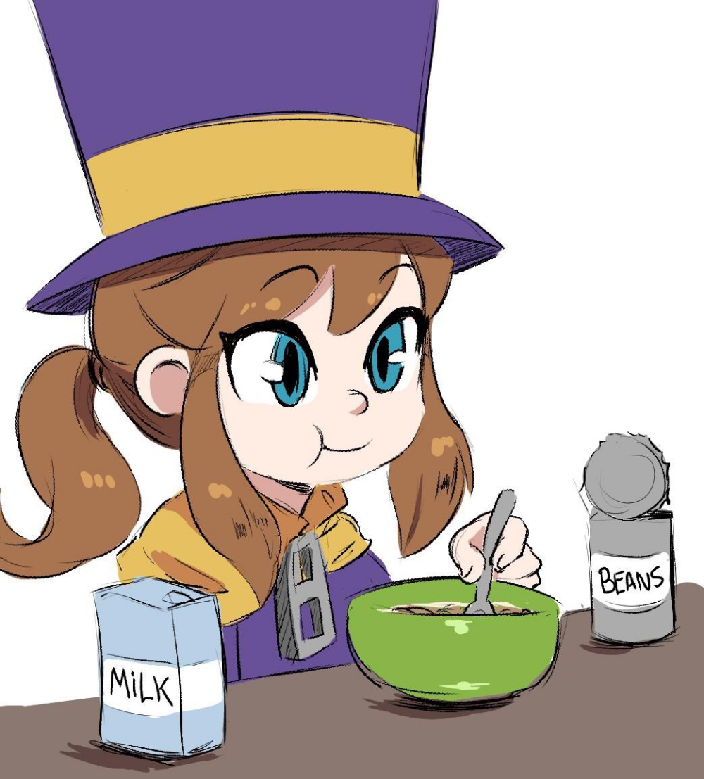 Matching Icons For You And Your Smug Friend Hat A Hat In Time A Hat In Time Hat In Time Art Hat In Time