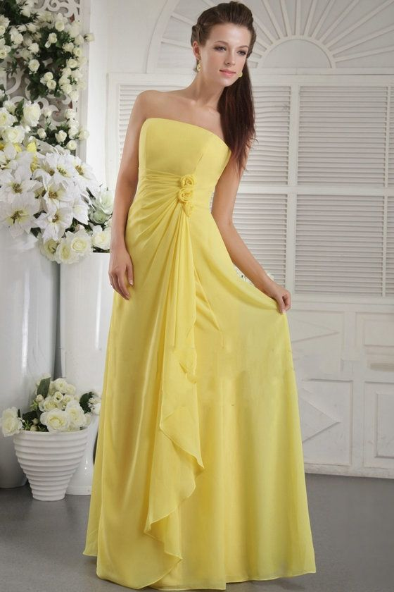 yellow bridesmaid dresses with sleeves | Gommap Blog