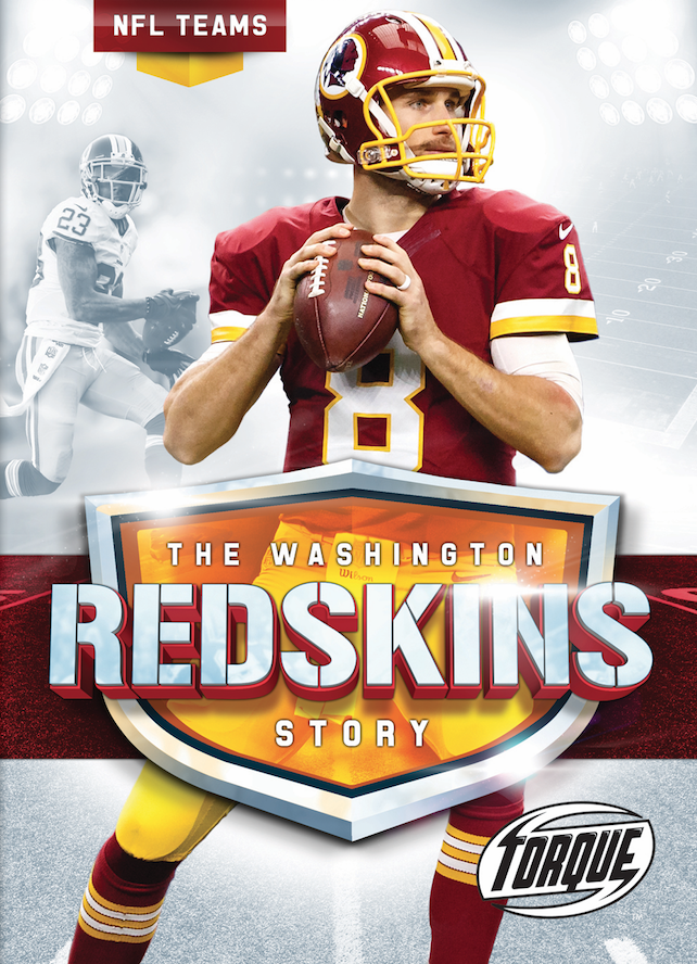 Not shy of media attention, the Washington Redskins were