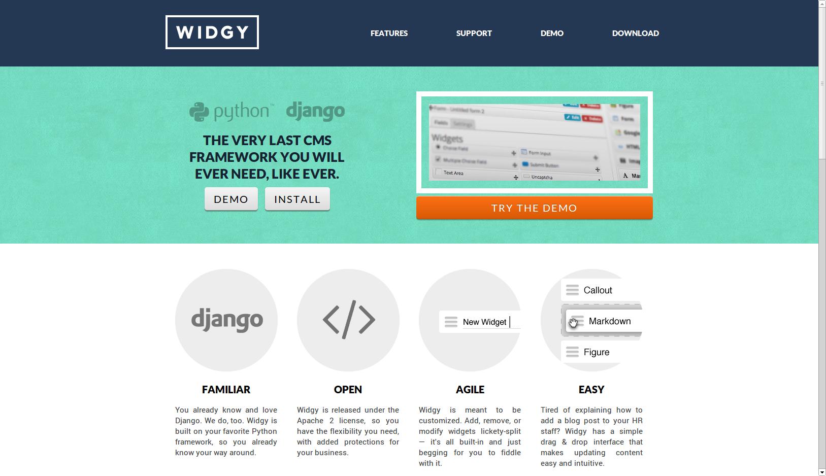 Open Source Python/Django CMS Framework from Fusionbox | CMS | Pinterest