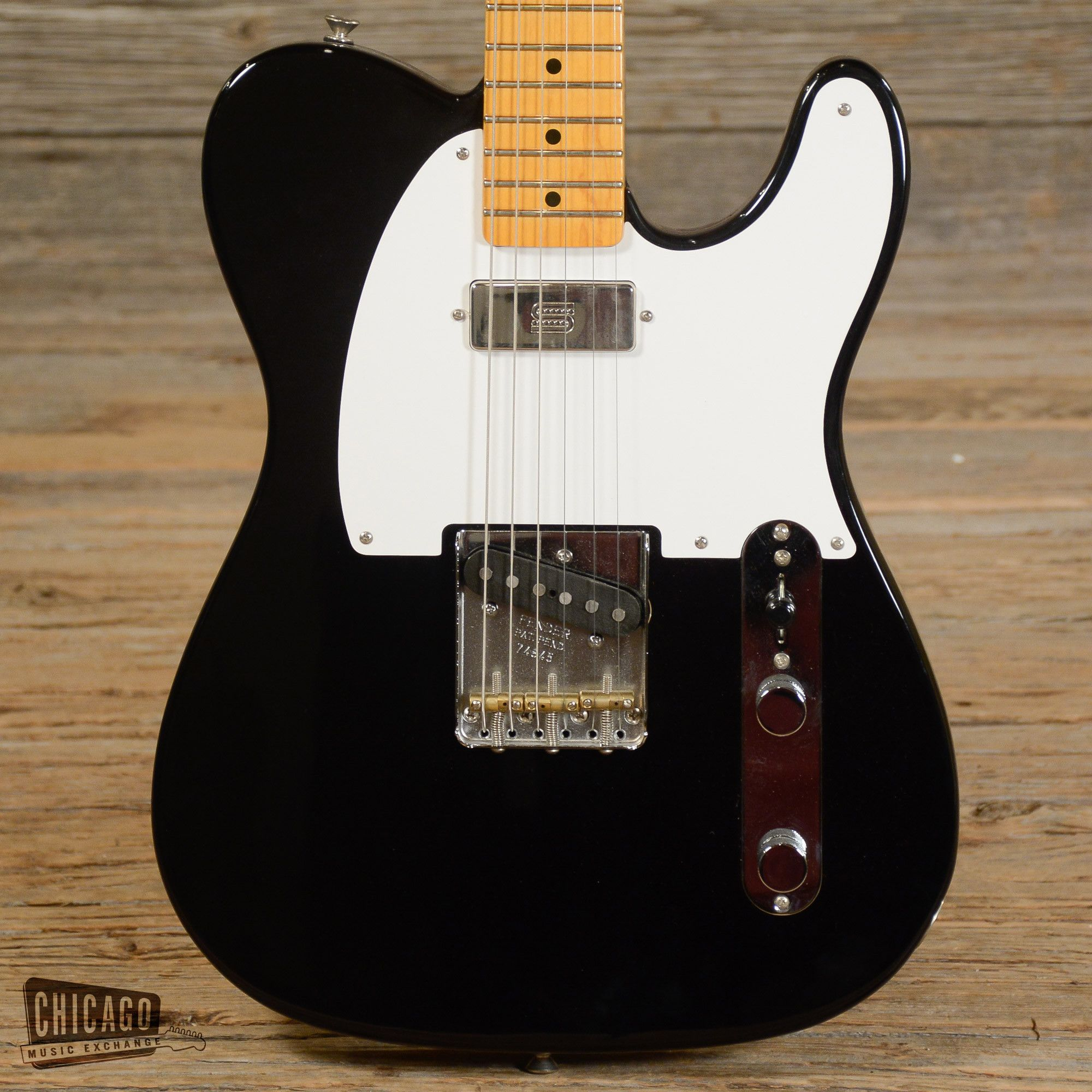 Fender Hot Rod \'52 Telecaster Black USED (s845) | Products ...