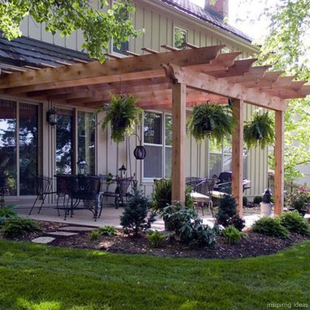 22 Beautiful Diy Pergola Design Ideas
