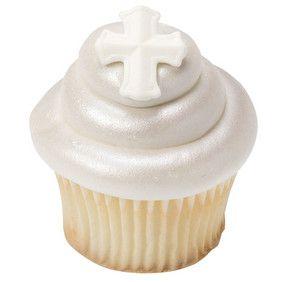 White Cross SugarSoft® Decorations