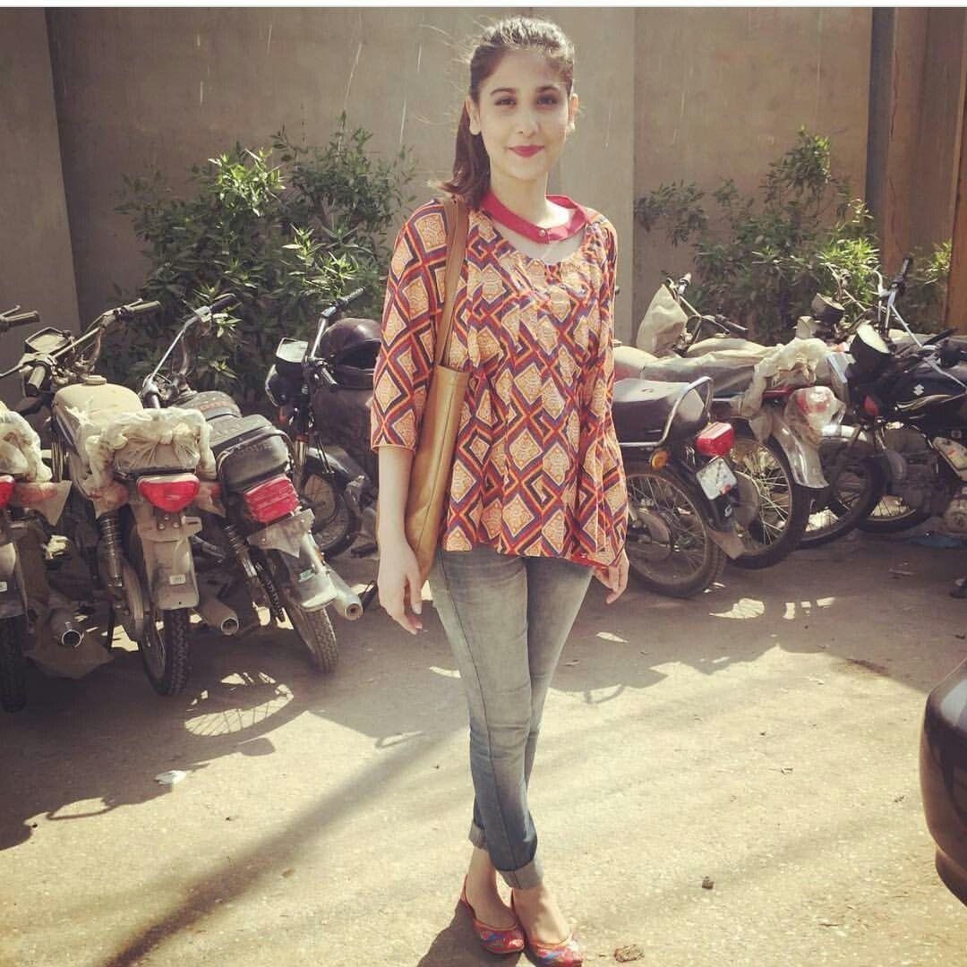 hina altaf khan | casual in 2019 | Hina altaf, Pakistani actress