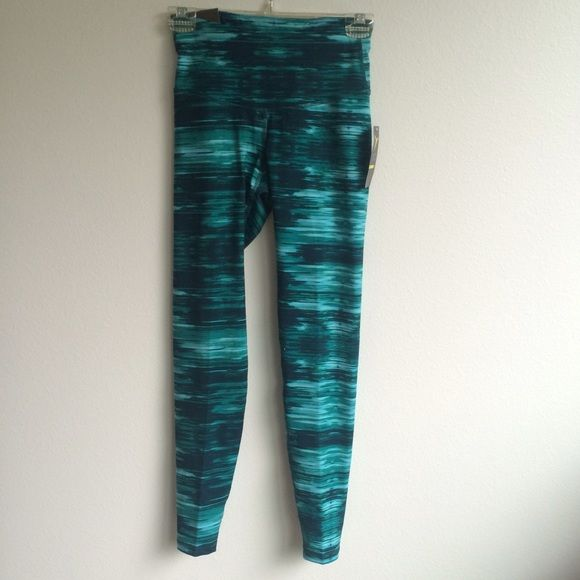 """High Rise Activewear High rise &a tight fit. Go-Dry line. """"Superior wicking keeps you dry and comfortable"""". Never worn. No flaws. Will model by request. No trades, but I do accept fair offers :) Old Navy Pants"""