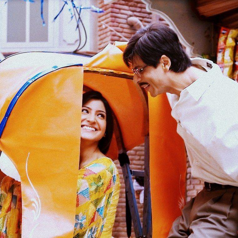Rab ne bana di jodi - Anushka Sharma & Shahrukh Khan ...