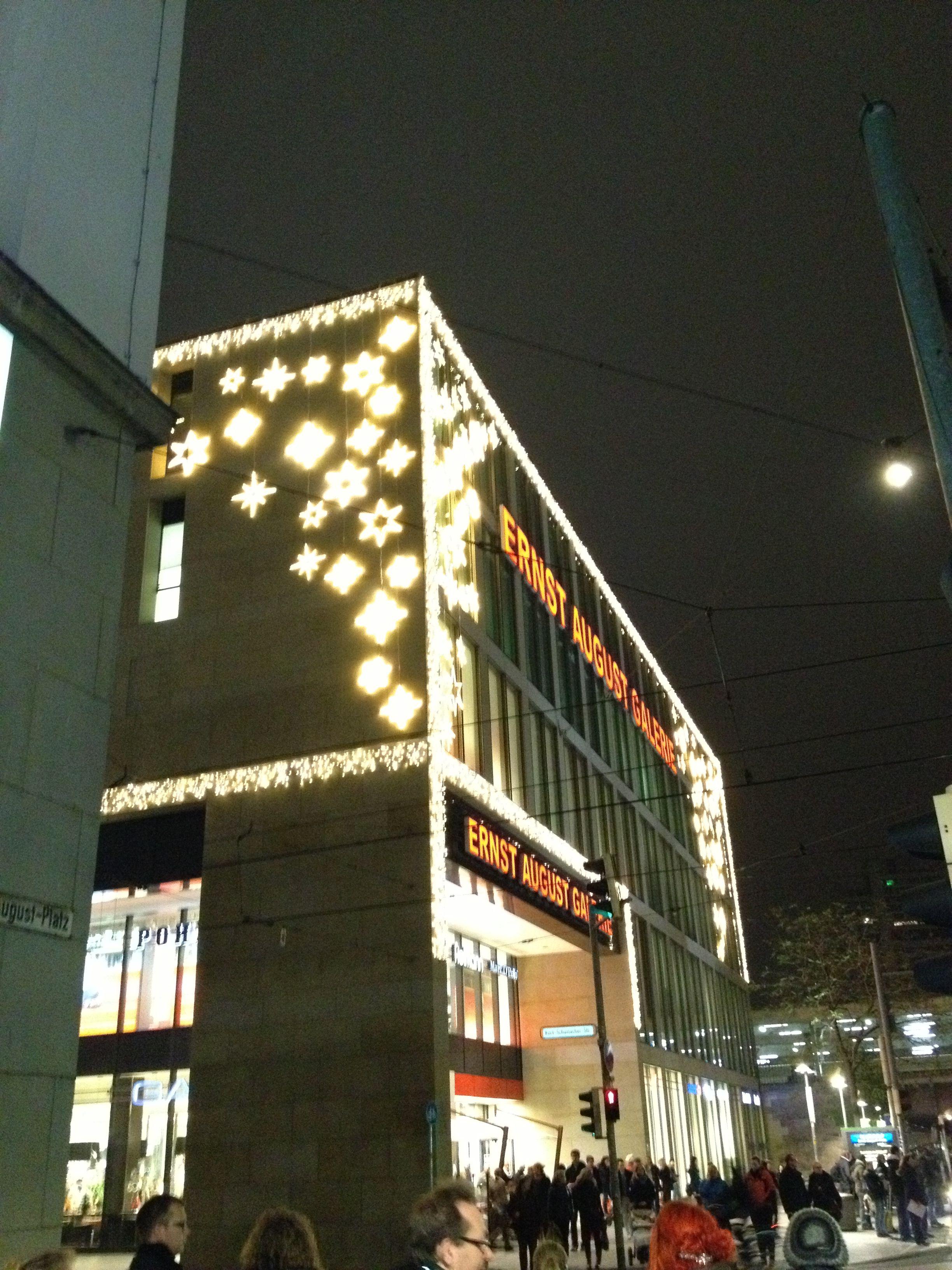 Hannover Ernst August Galerie Hannover Alemania