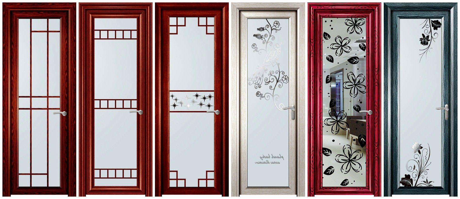 Luxury Bathroom Door Designs India