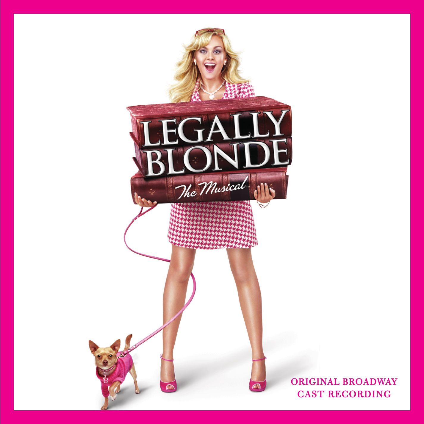 Legally Blonde The Musical With Images Broadway Musicals
