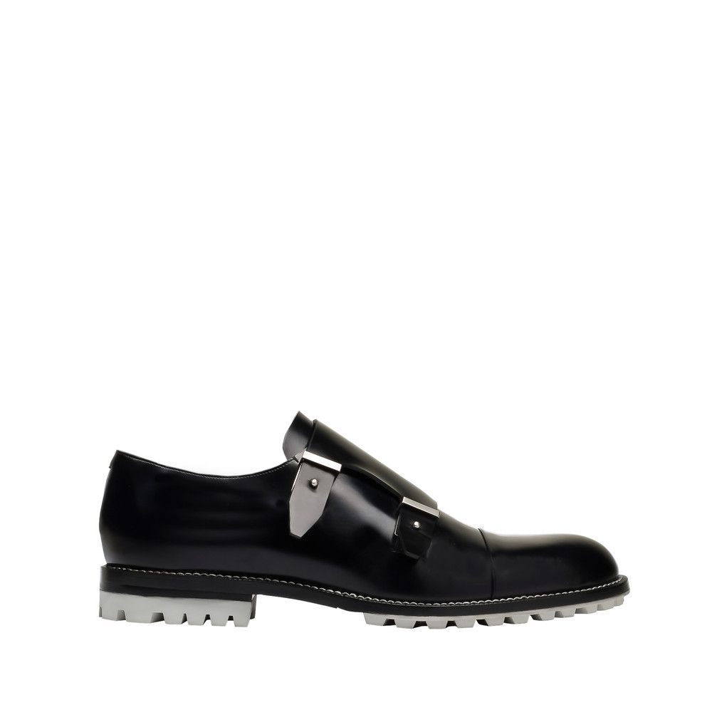 Balenciaga Men's Monk Strap Shoe