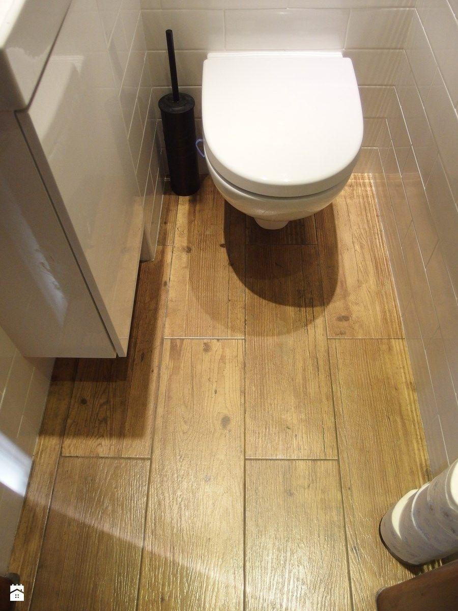 Płytki Imitacja Drewna łazienka Horizontálna Batéria Na
