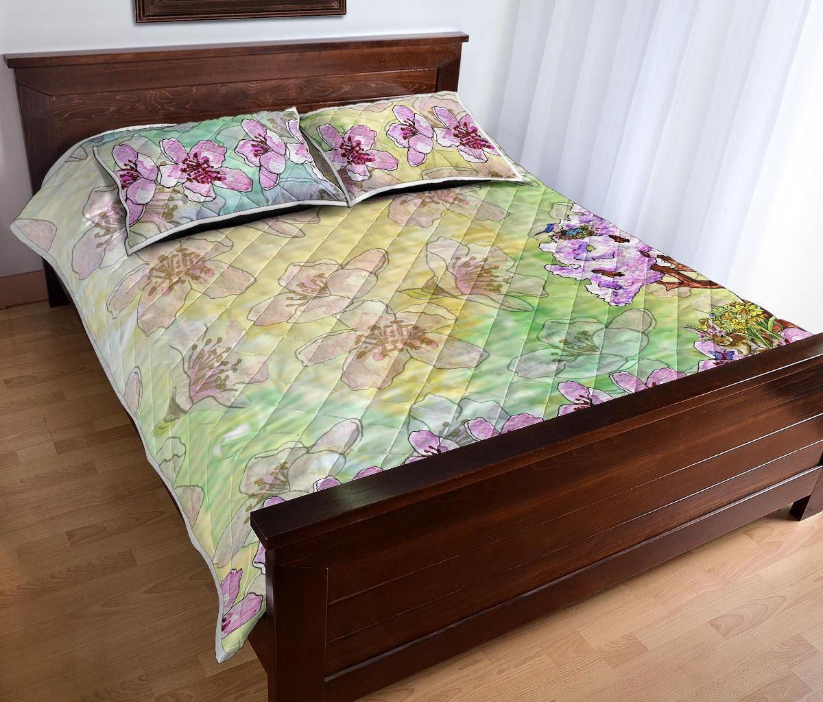 Comfort Quilt Bed Set Collection Spring 11 - Quilt Bed Set - Comfort Quilt Bed Set Collection Spring 11 / King