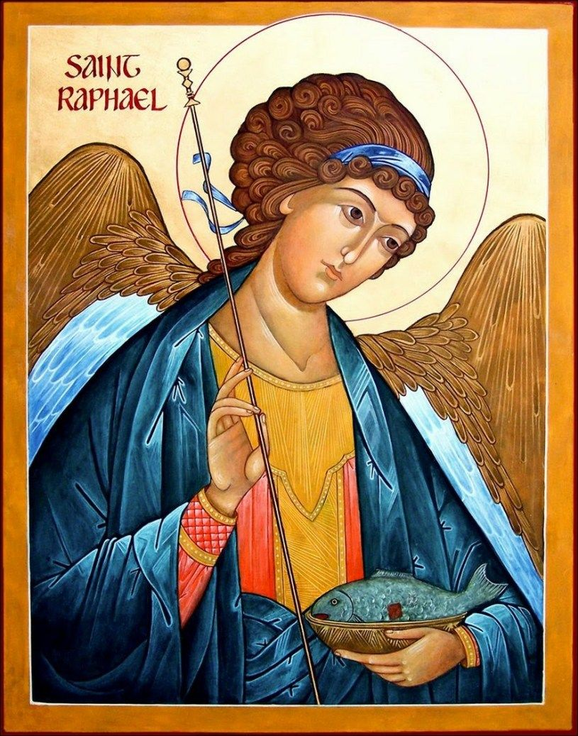 Archangel Raphael: the icon, in what helps, the prayer for healing 92