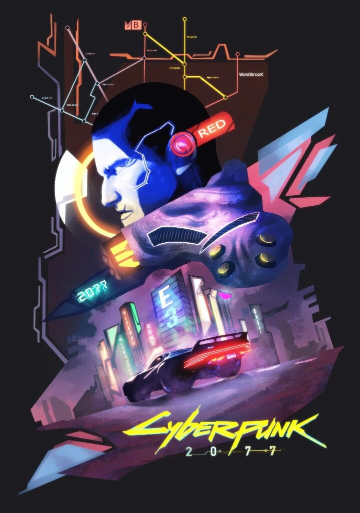 Cyberpunk 2077 Original creator reddit user Azlaar