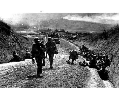 Битва за Сталинград - архивные кадры снятые военными ...