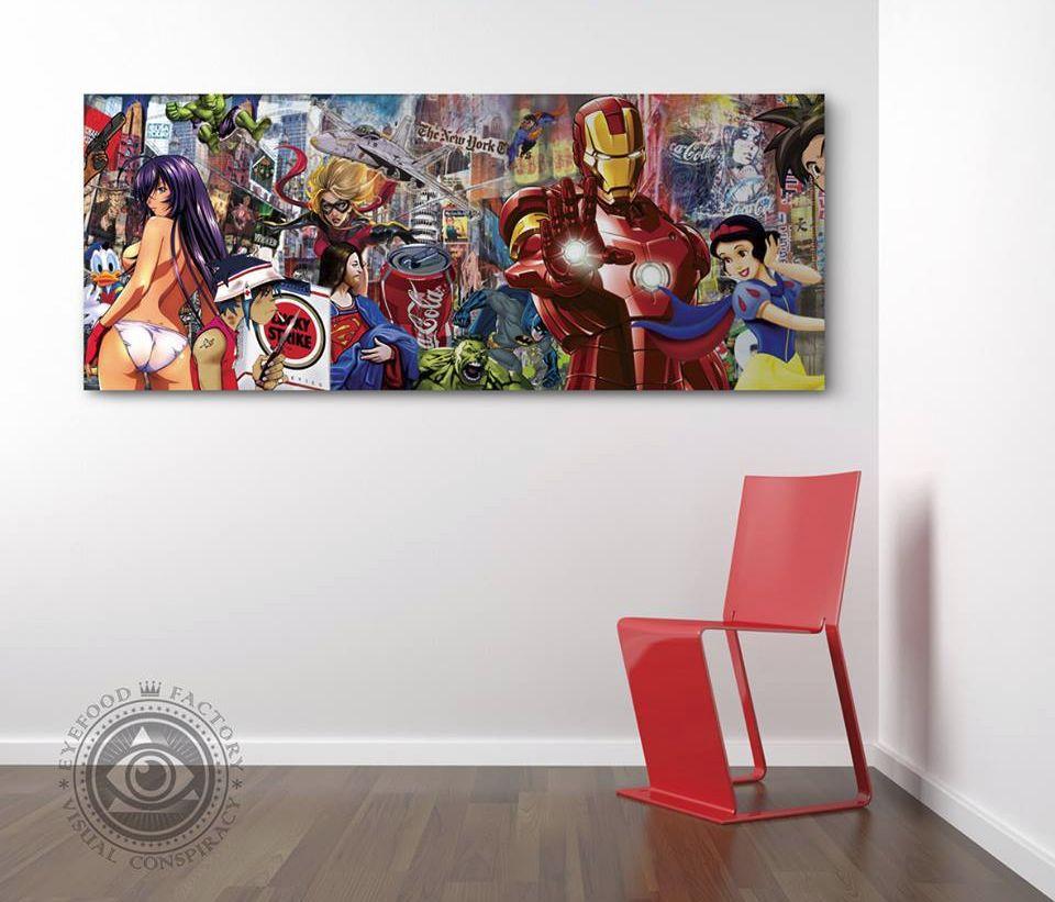 libertango patrick sanchez eyefood factory tableaux canvas plexi pinterest tableau. Black Bedroom Furniture Sets. Home Design Ideas