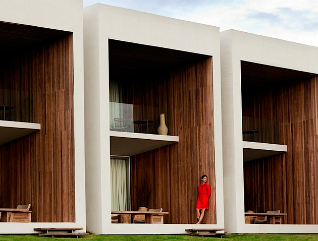 Fasano Boa Vista Hotel architecture, Architecture design