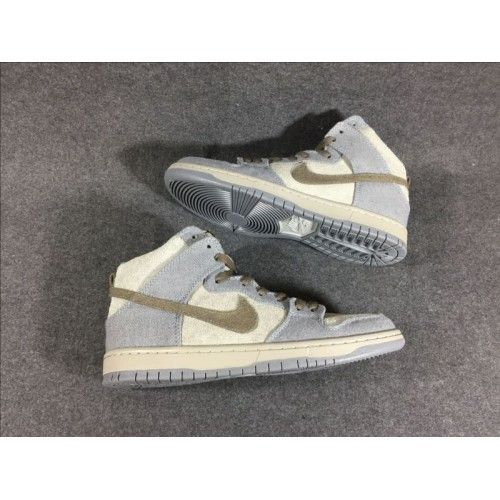 2018 Nike Dunk High Premium SB Tauntaun Mens Hightops Shoes On Sale ... 4c3443b17145