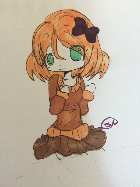 Sweater girl by StarTrekSFAcademy on @DeviantArt | Anime Art | Girls