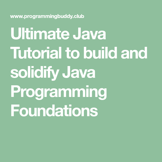 Java: Novice to Professional [Udemy Free Course]   learn IT   Java