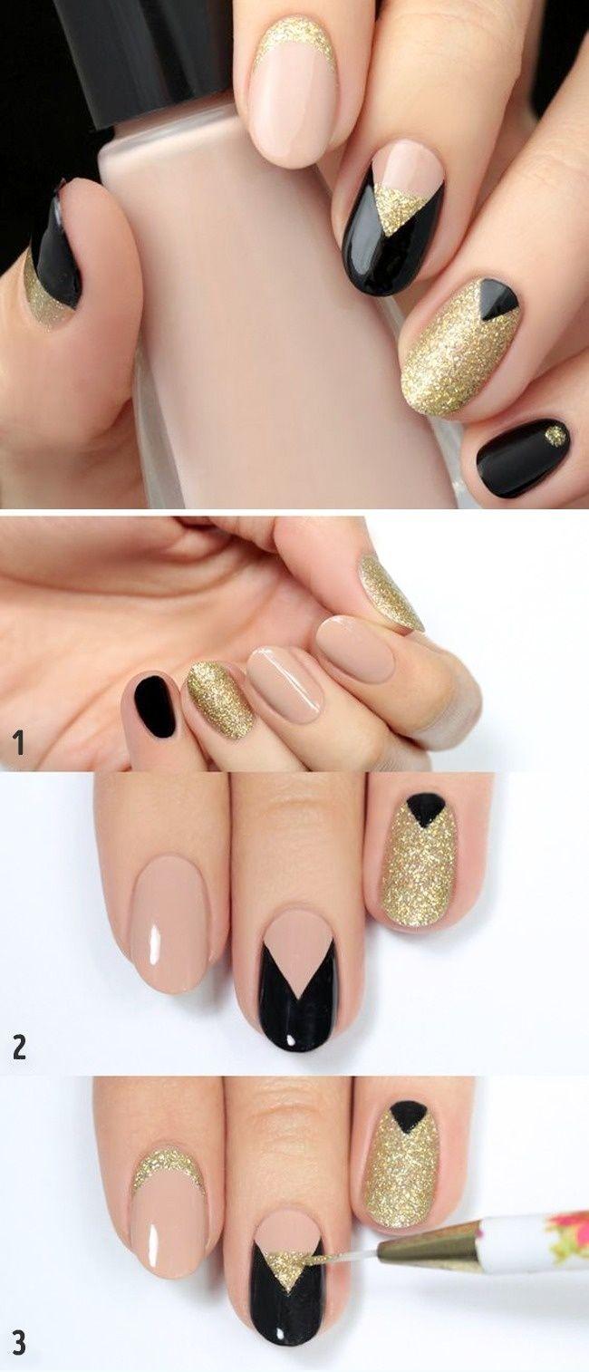 Сегодня же попробую 5-й шаблон с цветами.   ногти   Pinterest