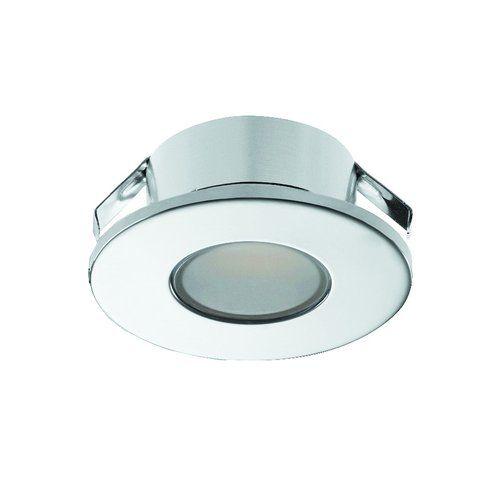 Hafele Loox 2022 12v Led Chrome Spotlight Cool White 833 72 045 In 2020 Hafele 12v Led Led Cabinet Lighting