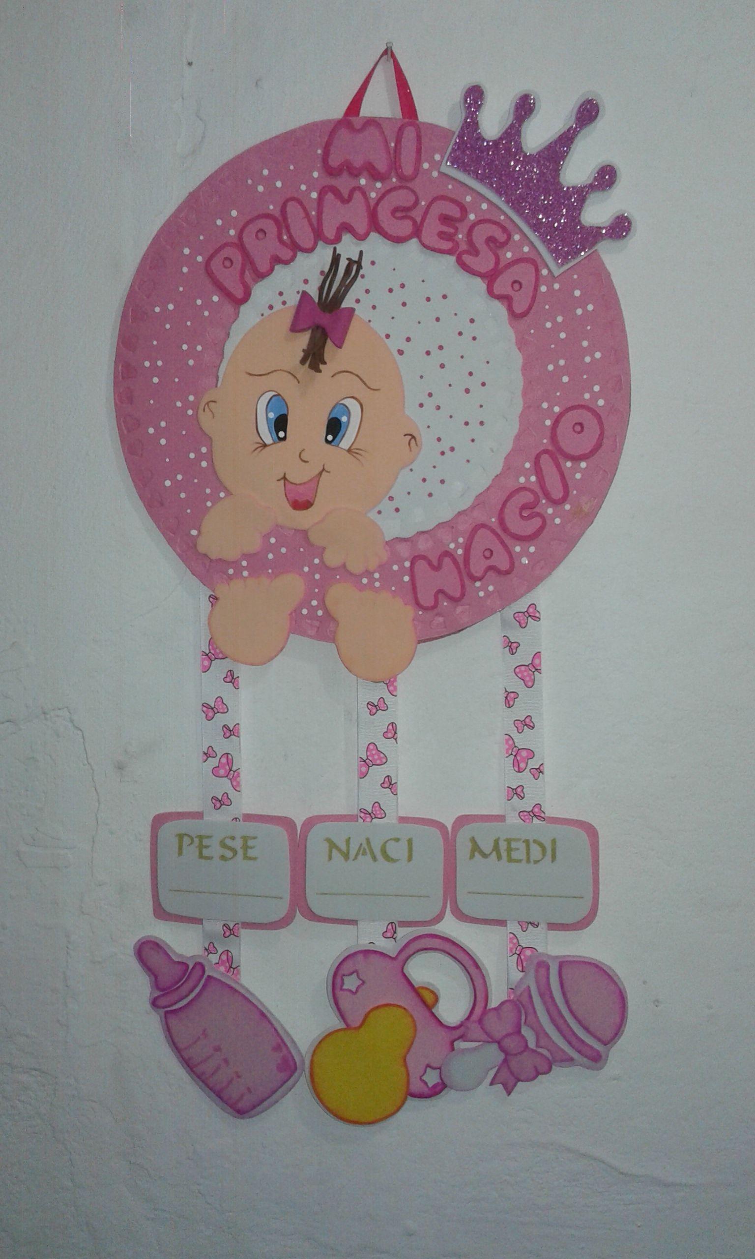 Bienvenidos para decorar puerta de cl nicas cuartos y baby - Carteles para puertas habitaciones ...