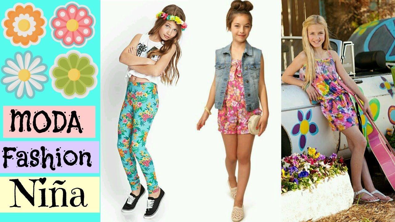 42f18bbc Resultado de imagen para ropa para niñas 2017 de 11 años | ropa ...