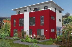 doppelhaus bauen 128 moderne doppelhaus vorschl ge mit. Black Bedroom Furniture Sets. Home Design Ideas