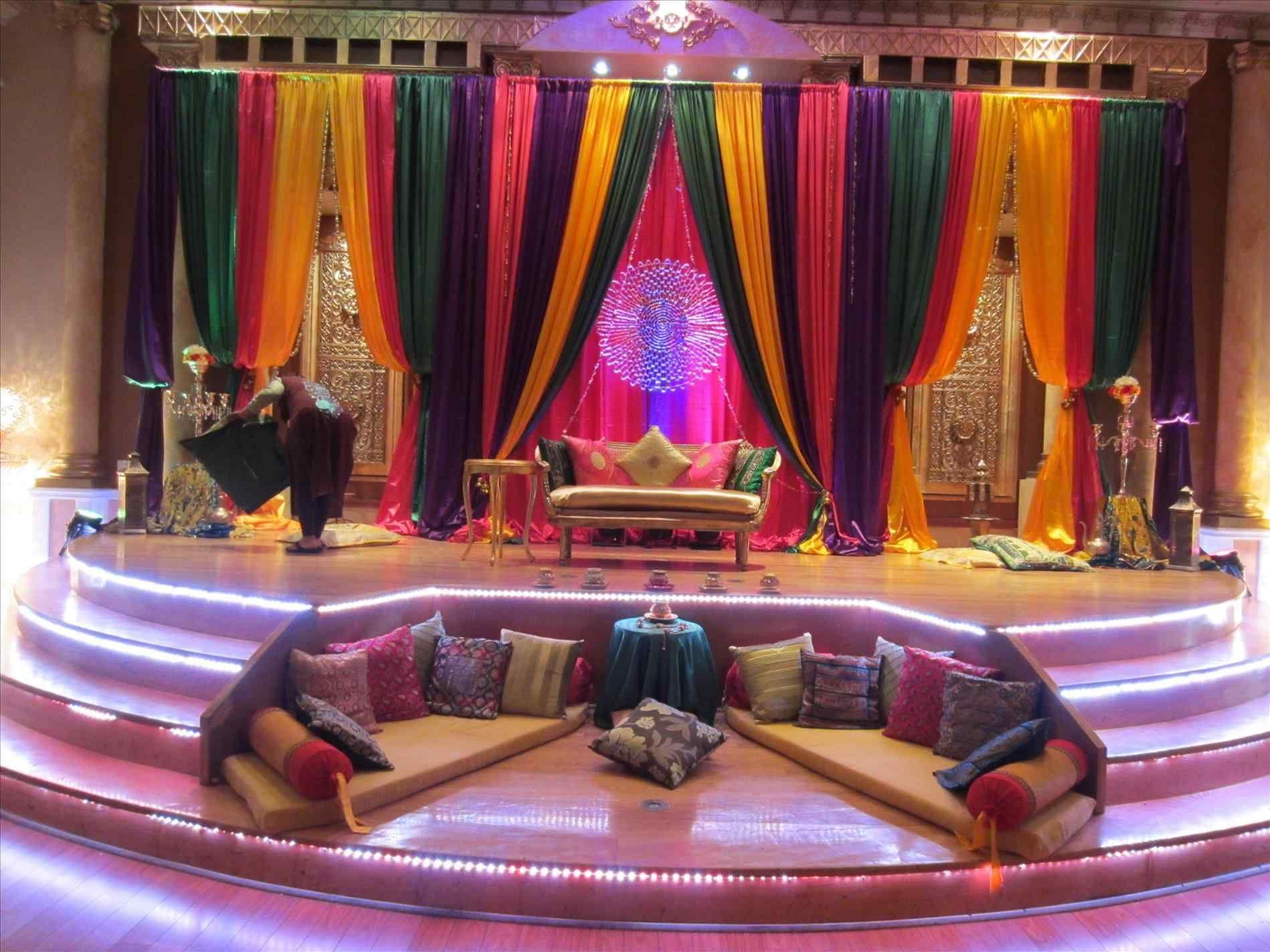 Reception Hall Stage Decoration Saurabh Wedding Stage