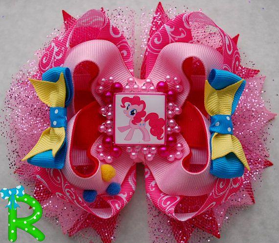 pequeo pony princesas disney piscinas diademas lazos cabello quiero flores accesorios