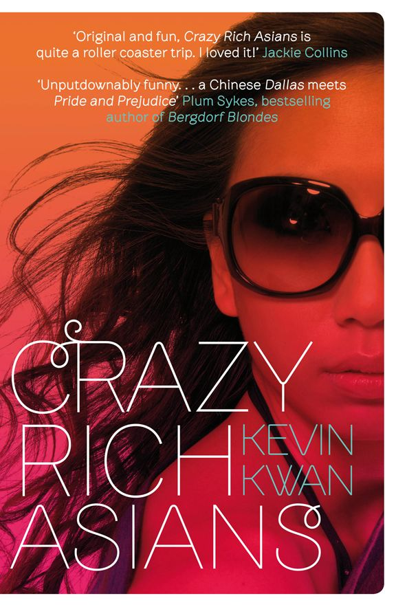 If you're in the UK. you can download the E-book of CRAZY RICH ASIANS now.   Crazy rich asians. Kevin kwan. Flirting moves