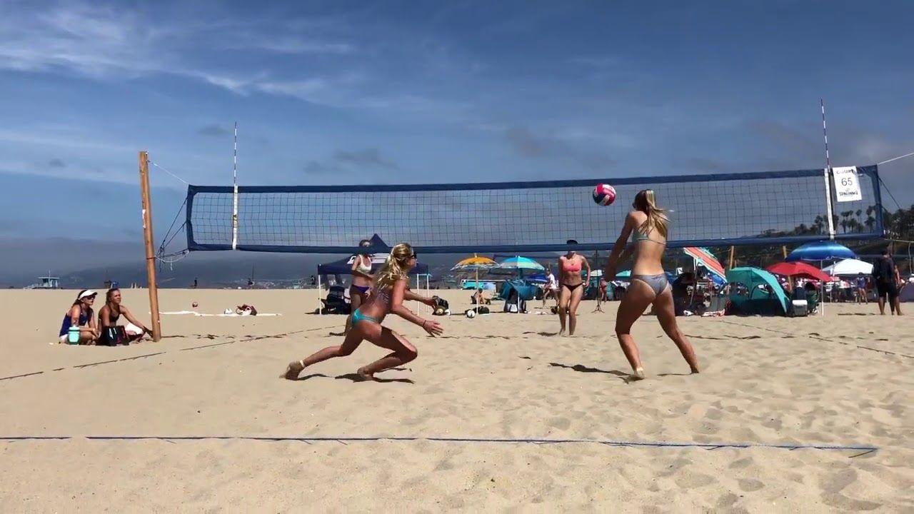 Peyton Dueck 2021 Aau Jos 2018 Beach Volleyball Recruiting Video In 2020 Beach Volleyball Volleyball Student Athlete