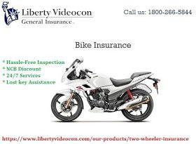 Two Wheeler Insurance - Buy / Renew Bike Insurance Policy Online | Liberty General Insurance ...